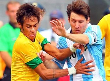 Neymar e Messi ficarão frente a frente em jogo beneficente em Lima