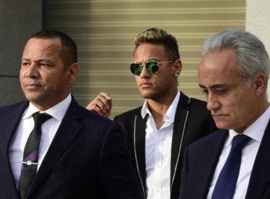 Justiça aponta pai de Neymar como 'mentor das fraudes'