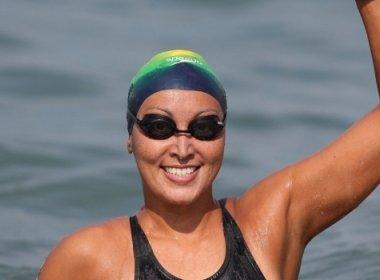 Maratona Aquática: Poliana Okimoto ganha prata em etapa da Copa do Mundo