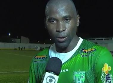 Personagem de empate no Mário Pessoa, Tatu elogia Conquista: 'Time equilibrado'