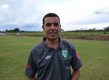Após empate, treinador do Conquista faz criticas contra a arbitragem de Jailson Freitas