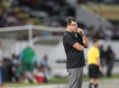 Para enfrentar o Bahia, Santa Cruz poupa atletas em partida contra o América-PE