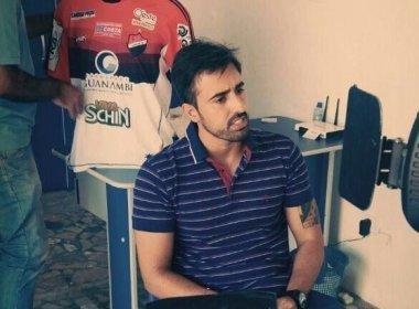 Após arquivamento do STJD, Fla de Guanambi levará o caso Victor Ramos à Fifa