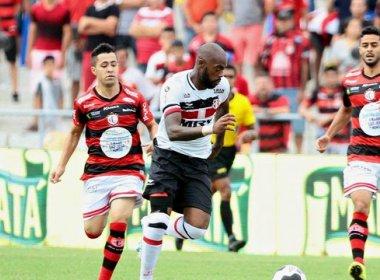 Santa Cruz empata com o Campinense e leva o título da Copa do Nordeste