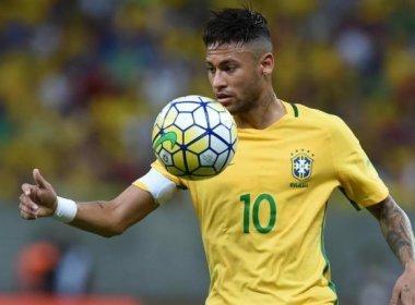 CBF divulga numeração da Seleção Olímpica; Neymar recebe camisa 10