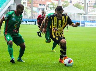 Em preliminar de jogo do Bahia, Ypiranga vence Juazeiro na Série B do Baiano
