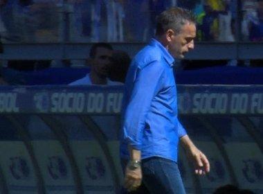 Paulo Bento é demitido e Mano Menezes vira favorito para assumir o Cruzeiro