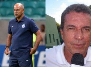Com ex-técnicos de Bahia e Vitória em pauta, Flu de Feira definirá nome na próxima semana