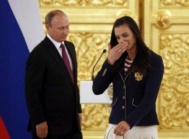 IAAF não permite participação de Isinbayeva nos Jogos Olímpicos: 'O milagre não aconteceu'