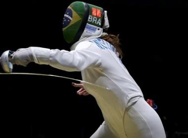Rio 2016: Brasil consegue melhor resultado da história na esgrima