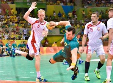Rio 2016: Handebol masculino do Brasil vence Polônia na estreia