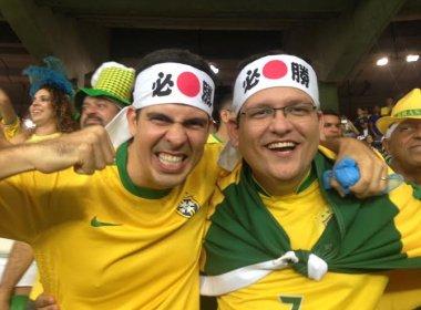 Mesmo com eliminação, brasileiros celebram triunfo do Japão: 'Viva o Pokémon!'