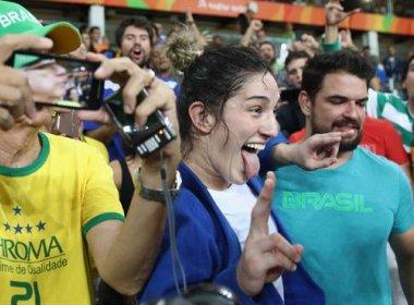 Rio 2016: Mayra Aguiar conquista bronze e leva mais uma medalha para o judô brasileiro