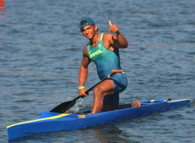 Isaquias Queiroz leva a prata no C1000m e faz história na canoagem brasileira