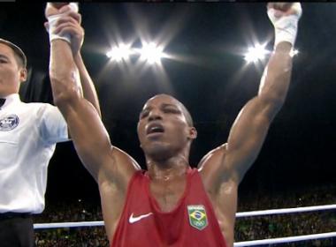 Robson Conceição faz história e conquista segundo ouro olímpico da história da Bahia