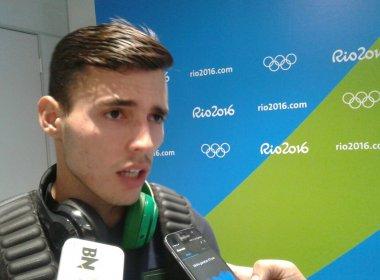 Medalhista olímpico, Zeca garante permanência no Santos até o fim do ano