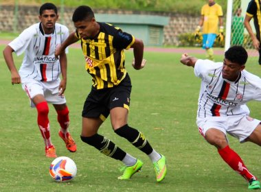 Série B do Baiano: Ypiranga e Atlético de Alagoinhas empatam em Pituaçu