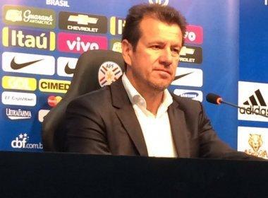 STF rejeita queixa-crime de Dunga contra acusações de Romário