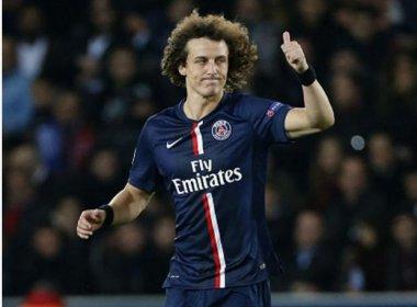 Chelsea oficializa acerto com PSG e David Luiz retorna ao clube