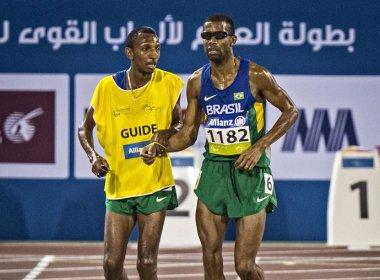 Paulista conquista a primeira medalha do Brasil na Paralimpíada do Rio