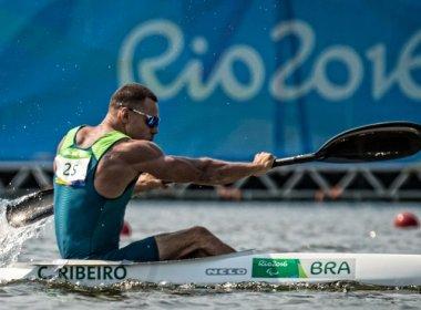 Canoísta conquista medalha inédita para o Brasil