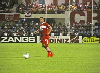 Corinthians negocia com atacante do CRB para a próxima temporada