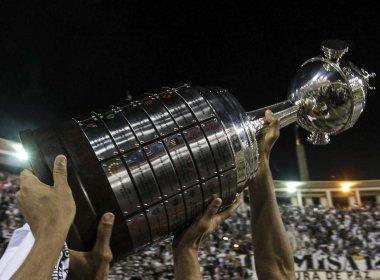 Conmebol anuncia que Libertadores será disputada durante o ano todo