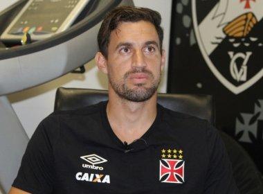 Para se dedicar ao Vasco, Martín Silva pede dispensa definitiva da seleção uruguaia