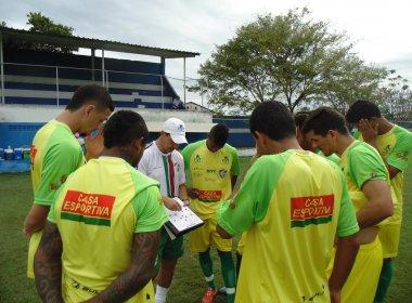Em preparação para Copa Estado, Flu de Feira vence jogo-treino