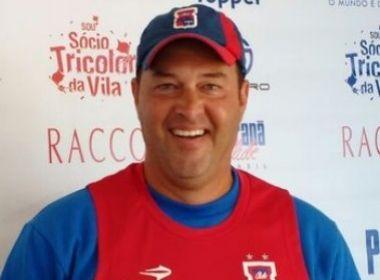Zagueiro isenta novo técnico de culpa na goleada sofrida pelo Paraná