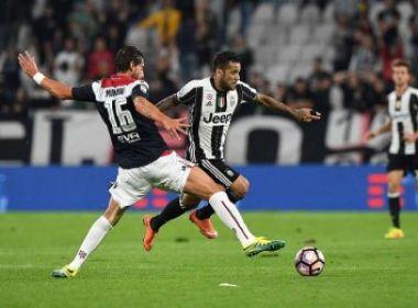 Jornal italiano elogia brasileiro: 'Ele é o super Daniel Alves'