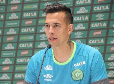 Chapecoense encara o Vitória mirando os 45 pontos para garantir permanência
