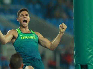 Thiago Braz concorre a prêmio de melhor do ano pela Federação Internacional de Atletismo
