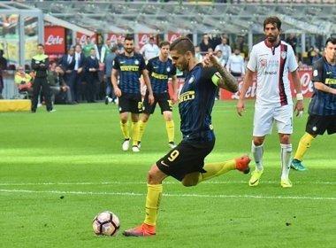 Torcedores da Inter de Milão afirmam que não perdoarão Icardi por pênalti perdido