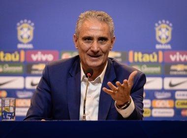Tite anuncia convocados do Brasil para jogos contra Argentina e Peru