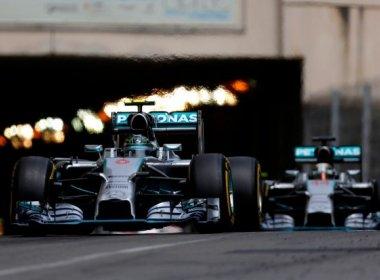 Antes de GP, Rosberg provoca Hamilton: 'Posso bater em Lewis em qualquer lugar'