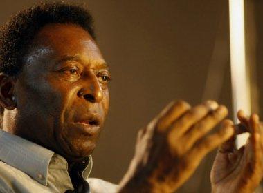 Perto do aniversário, Pelé tem contrato vitalício com o Santos rescindido