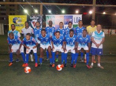 Galícia vence Suburbarça na estreia da Copa Bahia de Futebol de 7