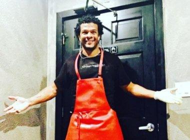 Viáfara abandona o futebol e tenta a vida em restaurante nos Estados Unidos