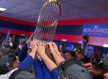 Chicago Cubs vence Liga de Beisebol e quebra tabu de 108 anos sem títulos