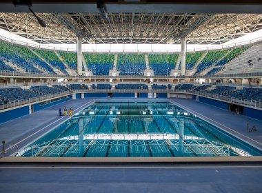 Salvador receberá piscina do Estádio Aquático dos Jogos Olímpicos do Rio de Janeiro