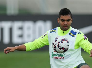 Casemiro é cortado da Seleção Brasileira para jogos contra Argentina e Peru