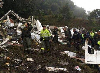 Avião que caiu com a Chapecoense já havia sofrido 13 acidentes, segundo emissora