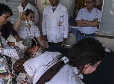 Chapecoense: após cirurgia bem-sucedida, zagueiro Neto tem situação estável