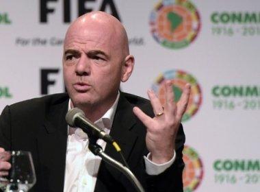 Presidente da Fifa confirma participação no velório dos atletas da Chapecoense
