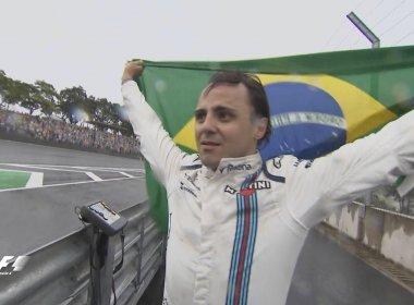 Após saída de Nico, Massa diz: 'Quem não gostaria de correr pela Mercedes?'