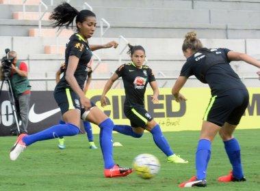 Bruna quer título do Torneio Internacional de Manaus para homenagear Formiga