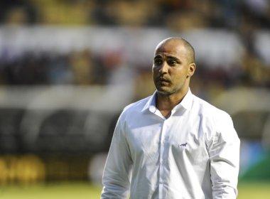Criciúma anuncia contratação do técnico Deivid para a temporada 2017