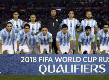 Argentina supera Brasil e termina o ano como número 1 no ranking da Fifa