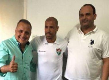 Fluminense de Feira está perto de anunciar Jorge Wagner como novo reforço